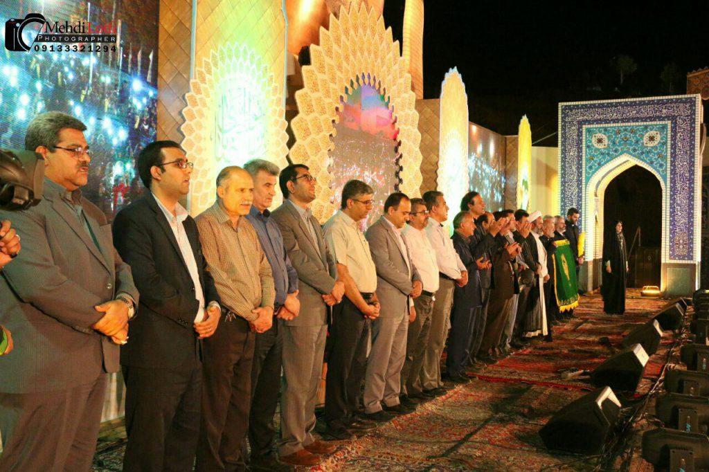 جشن میلاد امام رضا اولین اولین شب از جشن ولادت امام رضا در نجف آباد+ تصاویر                                                                8 1024x682
