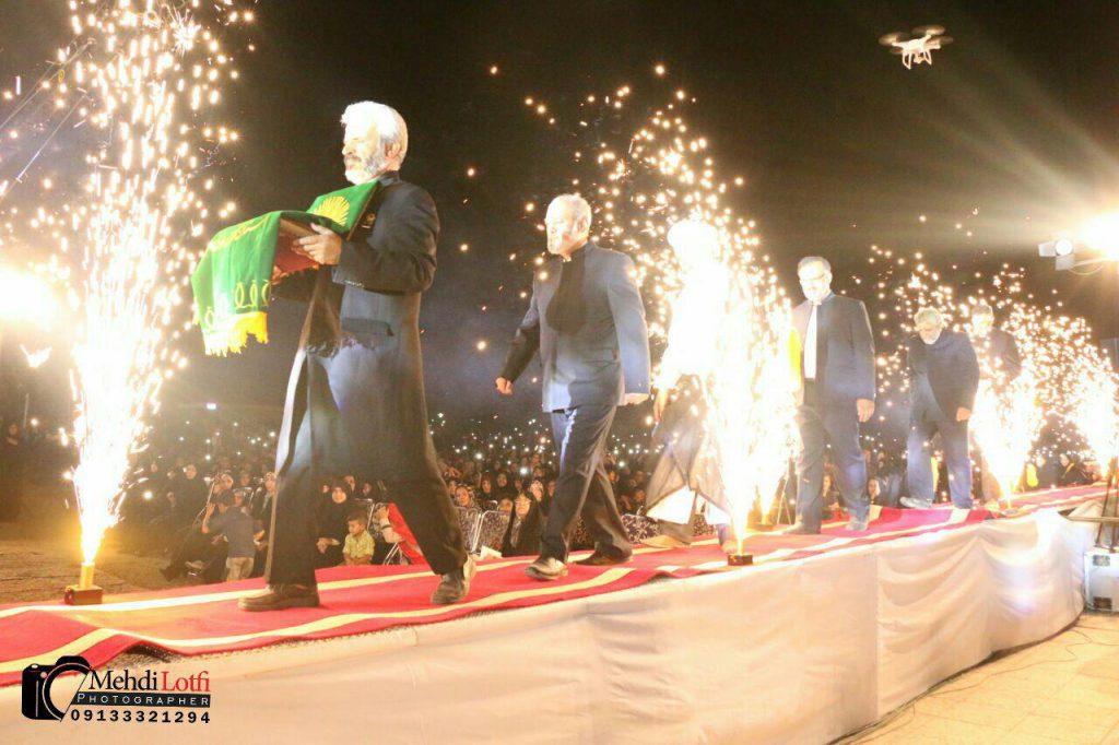 جشن میلاد امام رضا اولین اولین شب از جشن ولادت امام رضا در نجف آباد+ تصاویر                                                                9 1024x682