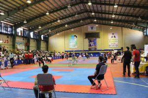 دانشگاه آزاد  رقابت رقابت ۶۵۰ کاراته کا در مسابقات کشوری در دانشگاه آزاد + تصاویر                                                          3 300x200