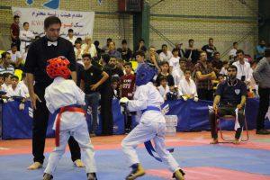 کاراته رقابت رقابت ۶۵۰ کاراته کا در مسابقات کشوری در دانشگاه آزاد + تصاویر                                                          4 300x200