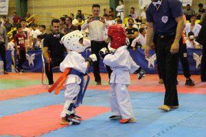 دانشگاه آزاد نجف آباد رقابت رقابت ۶۵۰ کاراته کا در مسابقات کشوری در دانشگاه آزاد + تصاویر                                                          6 300x200