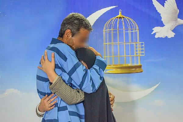 آزادی شش زندانی جرایم غیر عمد با درآمد موقوفه