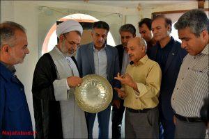 مدیر کل ارشاد اصفهان نجف آباد نجفآباد یکی از بهترین تیمهای فرهنگی استان را داراست                                       300x200