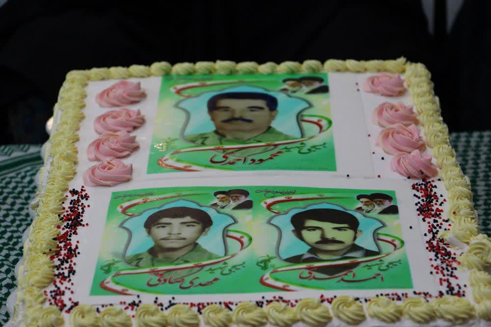 شهید جشن تولد جشن تولد سه شهید + تصاویر                                        3