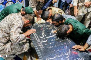 دومین سالگرد شهید حججی سالگرد سالگرد شهادت شهید حججی، دومین سالگرد + تصاویر                                           14 300x200