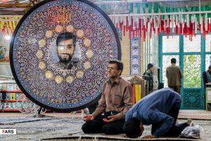 دومین سالگرد سالگرد سالگرد شهادت شهید حججی، دومین سالگرد + تصاویر                                           7 300x200