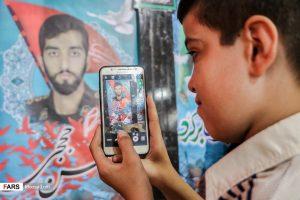 دومین سالگرد شهید حججی سالگرد سالگرد شهادت شهید حججی، دومین سالگرد + تصاویر                                           9 300x200