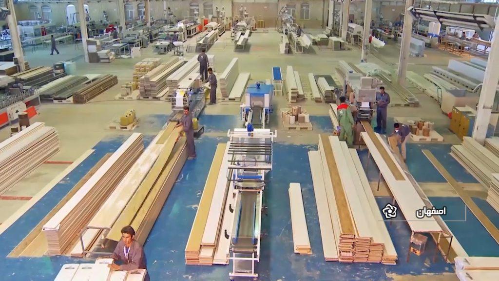 سی پان متنوع متنوع ترین کارخانه دانش بنیان تولید pvc ایران در نجف آباد+ فیلم و عکس                                   4 1024x576