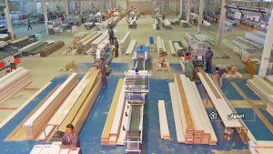 سی پان متنوع متنوع ترین کارخانه دانش بنیان تولید pvc ایران در نجف آباد+ فیلم و عکس                                   4 300x169