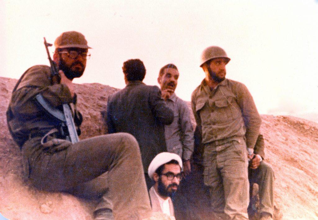 تصاویر تصاویر کمتر دیده شده از شهید محمد منتظری + مجموعه تصاویر                                28 1024x707