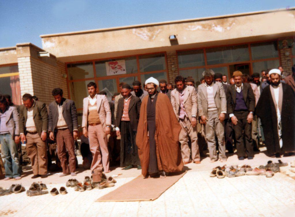 تصاویر تصاویر کمتر دیده شده از شهید محمد منتظری + مجموعه تصاویر                                5 1024x755