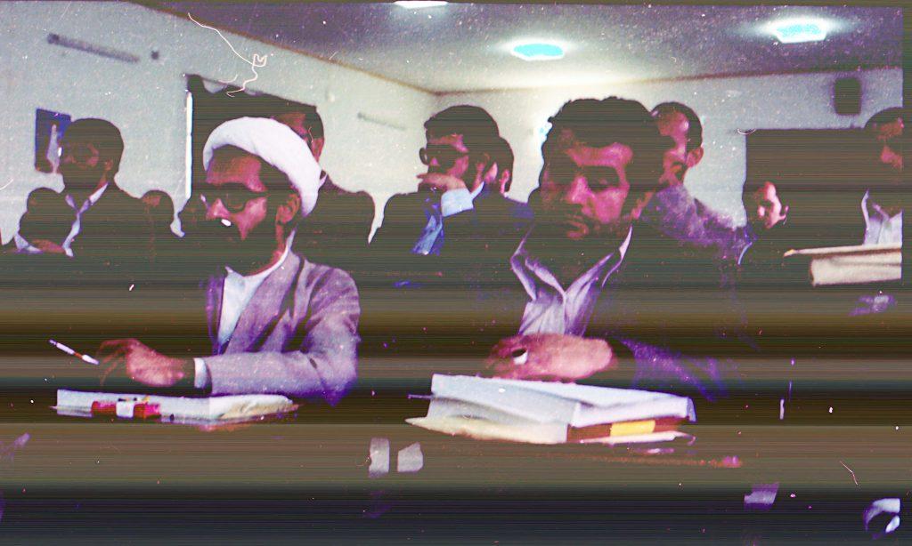 تصاویر تصاویر کمتر دیده شده از شهید محمد منتظری + مجموعه تصاویر                                9 1024x614