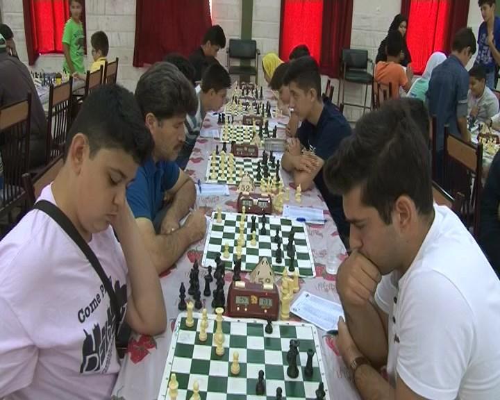 مسابقات شطرنج شهید حججی مسابقات مسابقات شطرنج آزاد کشور بزرگداشت شهید حججی + تصاویر                           1