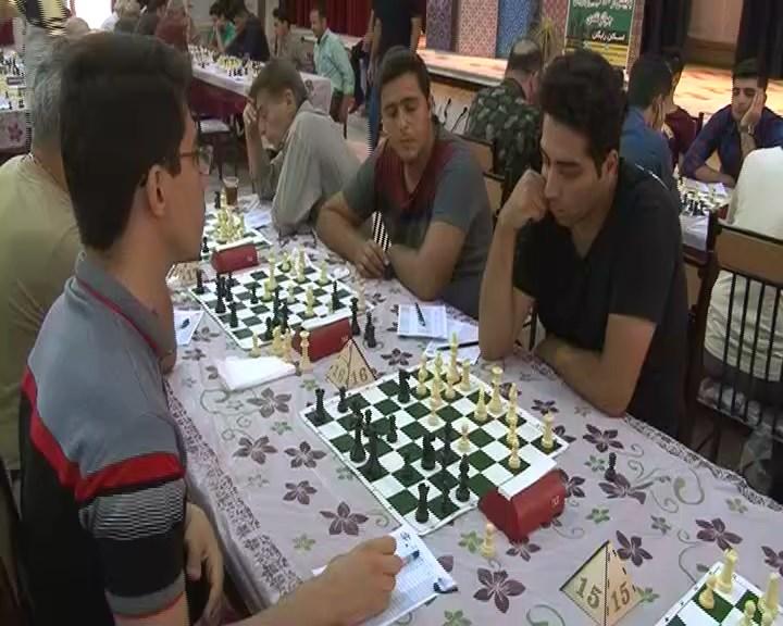 شطرنج مسابقات مسابقات شطرنج آزاد کشور بزرگداشت شهید حججی + تصاویر                           2