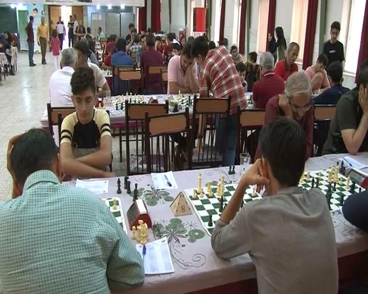 مسابقات شهید حججی مسابقات مسابقات شطرنج آزاد کشور بزرگداشت شهید حججی + تصاویر                           4