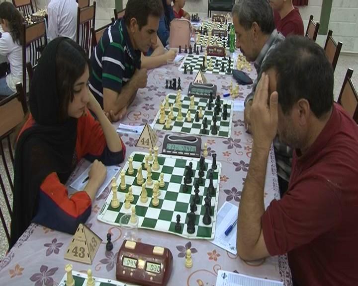 مسابقات شطرنج مسابقات مسابقات شطرنج آزاد کشور بزرگداشت شهید حججی + تصاویر                           6