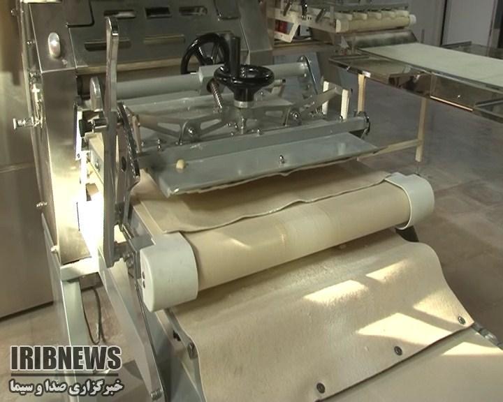 نان صنعتی و حجیم افتتاح افتتاح کارخانه نان صادراتی در نجف آباد + تصاویر                               1