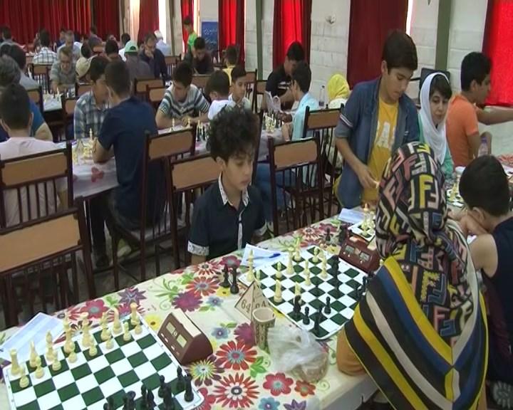 مسابقات شطرنج مسابقات مسابقات شطرنج آزاد کشور بزرگداشت شهید حججی + تصاویر 3863885 971
