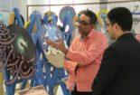هنرمند گمنامی که بدون استاد هنرمند شده + تصاویر هنرمند هنرمند گمنامی که بدون استاد هنرمند شده + تصاویر                                         19 155x105
