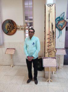 آثار هنری محسن مختاری هنرمند هنرمند گمنامی که بدون استاد هنرمند شده + تصاویر                                         4 222x300