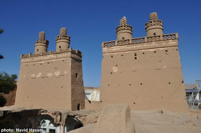 تملک نیمی از برج های تاریخی صفا توسط شهرداری نجف آباد+فیلم