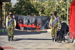 صبحگاه مشترک نیروهای نظامی نجف آباد صبحگاه صبحگاه مشترک نیروهای نظامی نجف آباد + تصاویر                                                                      12 300x200