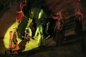 نمایش میدانی نمایش نمایش میدانی در مسیر جاودانگی در نجف آباد + تصاویر و فیلم                                                        3 300x200