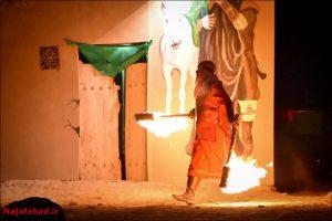 نمایش میدانی در مسیر جاودانگی نمایش نمایش میدانی در مسیر جاودانگی در نجف آباد + تصاویر و فیلم                                                        9 300x200