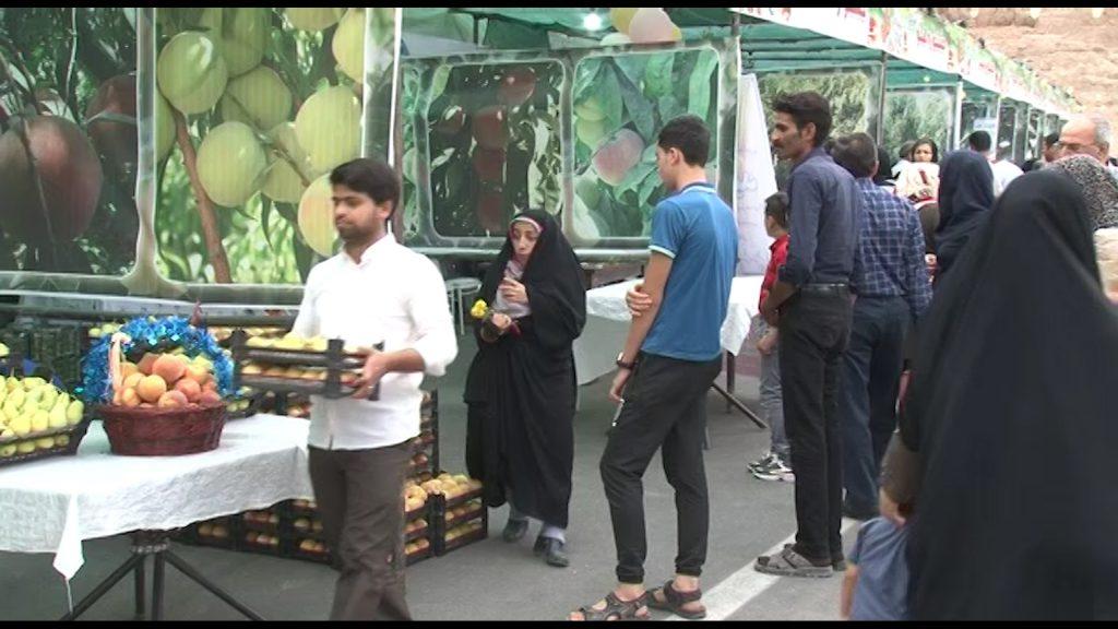 هلوی قلعه شاهی جشنواره جشنواره هلوی قلعه شاهی در گلدشت + تصاویر و فیلم                            1 1024x576