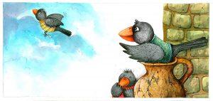 چی میگن پرنده ها انتشار انتشار کتاب شعر کودکانه با موضوع امام حسین+ تصاویر                                        4 300x142