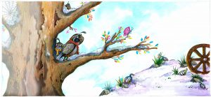 کتاب انتشار انتشار کتاب شعر کودکانه با موضوع امام حسین+ تصاویر                                        6 300x139