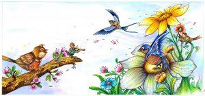 تازه های کتاب انتشار انتشار کتاب شعر کودکانه با موضوع امام حسین+ تصاویر                                        7 300x140