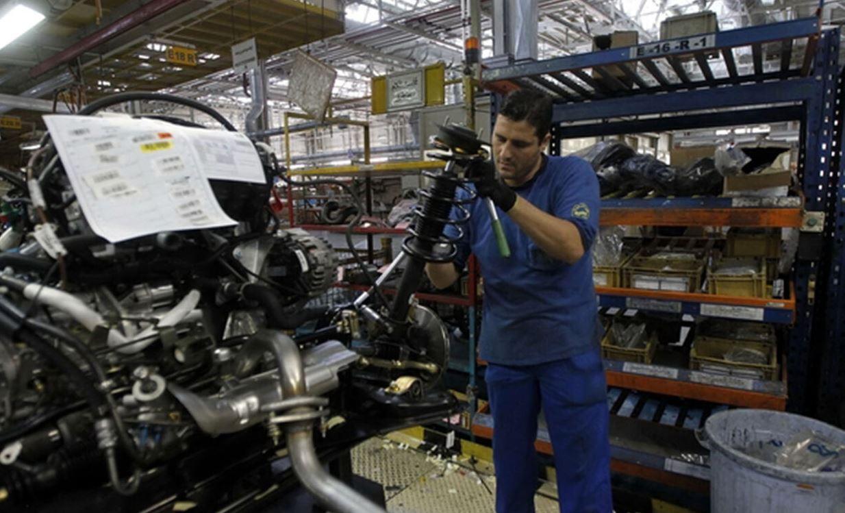 تولید  ۶۰ هزار اکسل خودرو در شرکت آهن فام نجف آباد+ فیلم