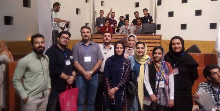 درخشش دختران سمیه نجف آباد در استارتاپ کارآفرینی + تصاویر