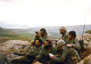 شهید غلامرضا صالحی سردار سردار شهید غلامرضا صالحی + تصاویر                                    113 300x210