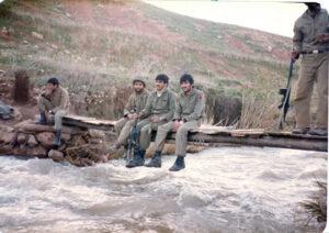 شهید غلامرضا صالحی سردار سردار شهید غلامرضا صالحی + تصاویر                                    114 300x212
