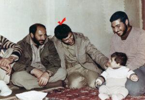 شهید غلامرضا صالحی سردار سردار شهید غلامرضا صالحی + تصاویر                                    12 300x208
