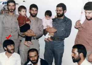 شهید غلامرضا صالحی سردار سردار شهید غلامرضا صالحی + تصاویر                                    18 300x212
