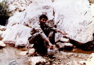 شهید غلامرضا صالحی سردار سردار شهید غلامرضا صالحی + تصاویر                                    19 300x209