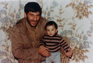 شهید غلامرضا صالحی سردار سردار شهید غلامرضا صالحی + تصاویر                                    2 300x203