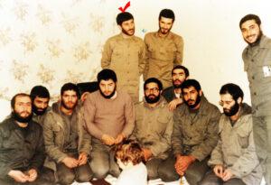 شهید غلامرضا صالحی سردار سردار شهید غلامرضا صالحی + تصاویر                                    28 300x205