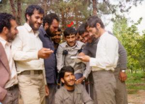 شهید غلامرضا صالحی سردار سردار شهید غلامرضا صالحی + تصاویر                                    44 300x215