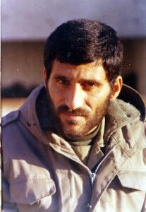 شهید غلامرضا صالحی سردار سردار شهید غلامرضا صالحی + تصاویر                                    45 207x300