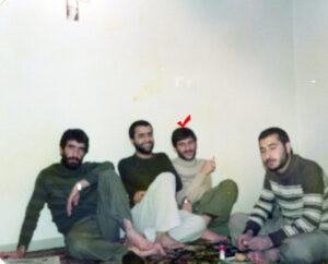شهید غلامرضا صالحی سردار سردار شهید غلامرضا صالحی + تصاویر                                    5 300x242