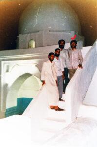 شهید غلامرضا صالحی سردار سردار شهید غلامرضا صالحی + تصاویر                                    50 199x300