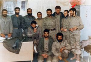 شهید غلامرضا صالحی سردار سردار شهید غلامرضا صالحی + تصاویر                                    65 300x205