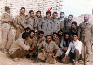 شهید غلامرضا صالحی سردار سردار شهید غلامرضا صالحی + تصاویر                                    68 300x209