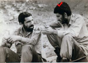 شهید غلامرضا صالحی سردار سردار شهید غلامرضا صالحی + تصاویر                                    69 300x214