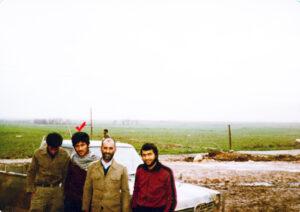 شهید غلامرضا صالحی سردار سردار شهید غلامرضا صالحی + تصاویر                                    75 300x212