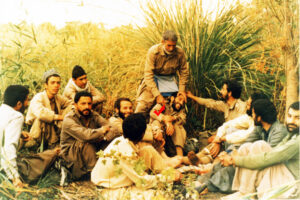 شهید غلامرضا صالحی سردار سردار شهید غلامرضا صالحی + تصاویر                                    79 300x200